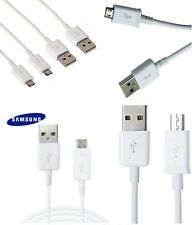 Samsung  Micro USB Lead Data Cable For Samsung Galaxy Phones S5,S6,6 Edge,S7,