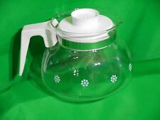 LE POT 10 CUP COFFEE CARAFE SMALL KITCHEN APPLIANCES REPLACEMENT PARTS DINING