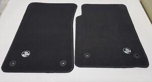 Front Carpet Mat Set Holden RG Colorado & Colorado 7 up to MY14 NOS PN: 92456813