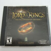 Lord of the Rings The Fellowship of the Ring PC Game 2002 Windows 2000 XP ME