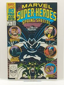 Marvel Super-Heroes Spring Special 1 HIGH GRADE NEW OLD STOCK WAREHOUSE LOT FIND