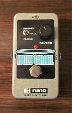 Electro-Harmonix Holy Grail Nano Reverb - Used Vg Cosmetic Exc Working Condition