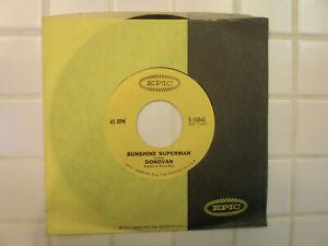 Donovan – Sunshine Superman/The Trip 45RPM Single VG+ Vinyl