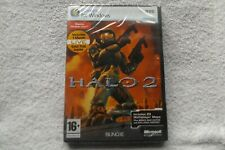 HALO 2 PC DVD-ROM FAST POST FPS SHOOTER ( brand new & security tag sealed )