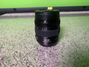 Panasonic LUMIX G X Vario 12-35mm F/2.8 II Aspherical Power O.I.S. Lens