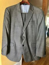 TOMMY HILFIGER 2 PIECE MEN'S SUIT GREY  44R