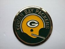 NFL 1970 GREEN BAY PACKERS Football Helmet 1 bar medallion