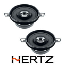 "HERTZ DIECI DCX87.3 3"" 8CM 60W WATT 2 WAY COAXIAL CHEAP SPEAKERS KIT CAR AUDIO"