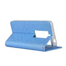 Latest Hot kyocera KYV43 Silk Cord Leather Mobile Phone Case
