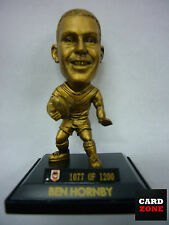 *2008 Select NRL LIMITED EDITION GOLD FIGURINE NO.35 Ben Hornby (Dragons)