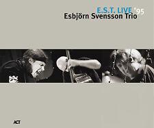 ESBJORN SVENSSON TRIO - E.S.T. LIVE - CD NUOVO SIGILLATO