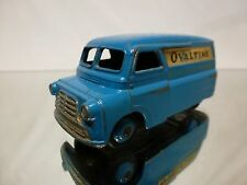 DINKY TOYS 481 BEDFORD 10CWT VAN OVALTINE 1:43 - RARE SELTEN - GOOD CONDITION