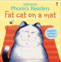 Fat Cat on a Mat (Phonics Readers) (Phonics Readers) By Phil Roxbee Cox