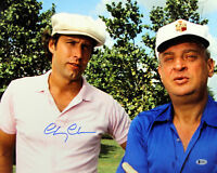 Chevy Chase Caddyshack Authentic Signed 16X20 Photo w/Dangerfield BAS Witnessed