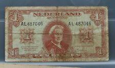 Nederland - Netherlands 1 gulden 1945 Wilhelmina II NVMH 06-1b