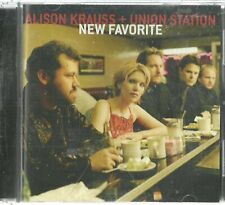 ALISON KRAUSS AND UNION STATION NEW FAVORITE CD
