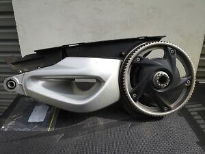 REAR SWING ARM BMW F800ST PART 33177678641 BELT WHEEL DIFF 27727678299