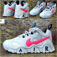 NIKE AIR BARRAGE LOW Gs Older Kids Trainers - Size UK 6 EUR 39 - CK4355-002