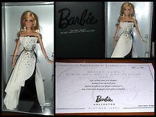 Beaded Gown Barbie Doll Platinum Label 2013 CODE X8266 NRFB NR. 639 DI 999