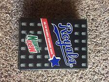 Mountain Dew Kansas City Royals Am/Fm Radio Headset Vintage MLB Baseball