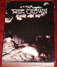 The Crown: 14 Years Of No Tomorrow 3 DVD Box Set 2006 Metal Blade Records NEW