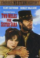 Two Mules For Sister Sara - DVD - GOOD