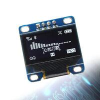 """0.96"""" I2C IIC SPI Serial 128X64 White OLED LCD LED Display Module Top Product Qm"""