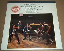 Barry Douglas/Tokyo String Quartet BRAHMS Quintet Op.34 - RCA 6673-1-RC SEALED