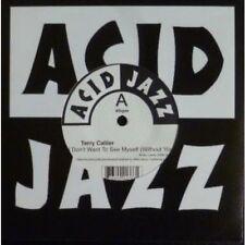 Rock Vinyl-Schallplatten mit 45 U/min-Geschwindigkeit