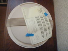 NEW The Pampered Chef Deep Dish Stoneware Round Baker SiliconeLID Replacement