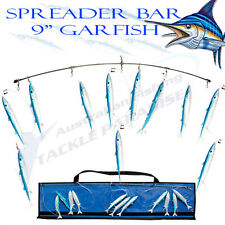 Garfish Spreader Bar Game Fishing Teaser Fishing Lures Trolling Marlin Tuna Mahi
