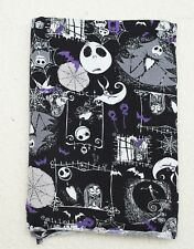 50cm Halloween Skull The Nightmare Before Christmas Cotton Lycra