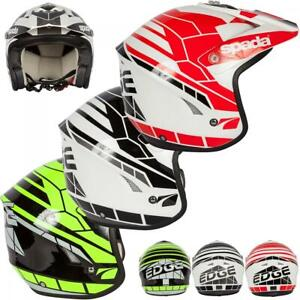 Spada Chaser Open Face Trials Helmet