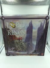 J.R.R. TOLKIEN's LORD OF THE RINGS TRIVIA GAME (Fantasy Board Game Excellent)