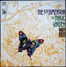 THE 5th DIMENSION THE MAGIC GARDEN 33T LP BIEM LIBERTY 340.618 disque QUASI NEUF