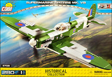 COBI Supermarine Spitfire Mk.VB (5708) - 280 elem. - WWII British fighter
