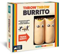 Throw Throw Burrito Gioco da Tavolo Italiano Party Asmodee
