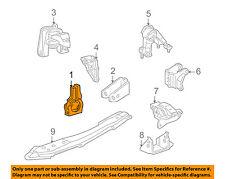 TOYOTA OEM 00-05 Celica-Engine Motor Mount Torque Strut 1236122040