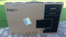 "Acer  SB240Y 24"" Full HD 1920x1080 IPS FreeSync Monitor ""FACTORY SEALED"""