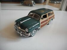 Franklin Mint Ford Station Wagon in Green on 1:43