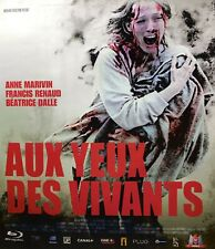 Maury & Bustillo (Inside) Aux Yeux Des Vivants Among the Living Blu-Ray Like New