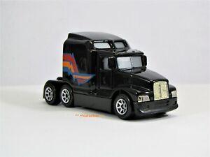 Hot Wheels Kenworth Big Rig Semi Truck Loose