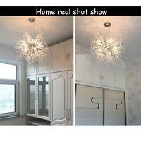 Modern Dandelion LED Chandelier Firework Pendant Lamp Ceiling Light Home  CA