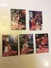 1996-97 ULTRA Chicago Bulls Lot Michael Jordan Dennis Rodman Scottie Pippen