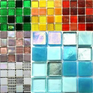 Constellation 15mm Mosaic tiles for arts and crafts - Various Colours