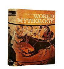 Larousse World Mythology Pierre Grimal Huge Vintage 1969 Illustrated Encyclopedi