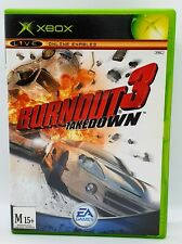 Burnout 3 Takedown Microsoft Xbox Game