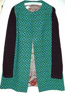 Vintage 60sTapestry Welsh Wool Coat