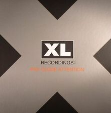 VARIOUS - XL Recordings: Pay Close Attention - Vinyl (4xLP box + DVD)