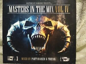 MASTERS OF HARDCORE - Masters In The Mix - Vol. IV, Partyraiser & Furyan  GABBER
